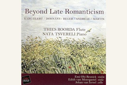 Beyond late Romanticism