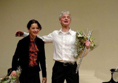 Presentazione di 'Beyond late Romanticism' con Nata Tsvereli