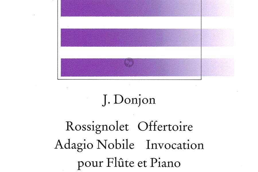 Donjon Album of 4 Pieces