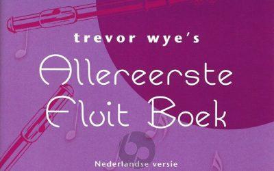 Trevor Wye Eerste Fluitboek