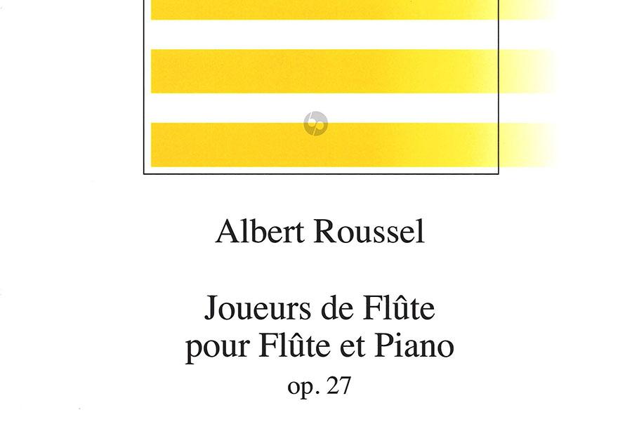 Roussel Joueurs de Flute
