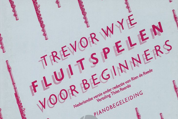 Trevor Wye pianobegeleiding