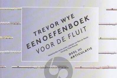 Trevor Wye Oefenboek 3